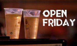 RBz Open Friday – drink, talk, laugh! @ RBz Halle